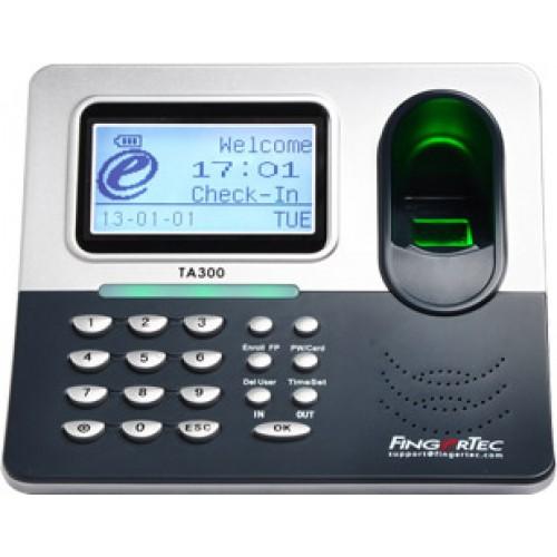Finger Tec Fingerprint Time Attendance