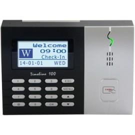 Finger Tec RFID Card Time Attendance TimeLine 100