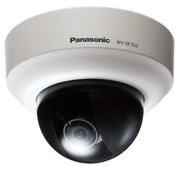 Panasonic H.264, Fixed Dome Network Camera
